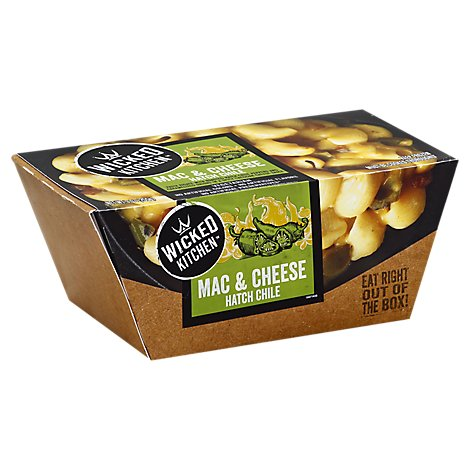 Wicked Kitchen Mac & Cheese Hatch Chile - 9 Oz
