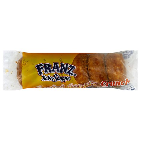 Franz Mini Crunch Donuts - 4 Oz