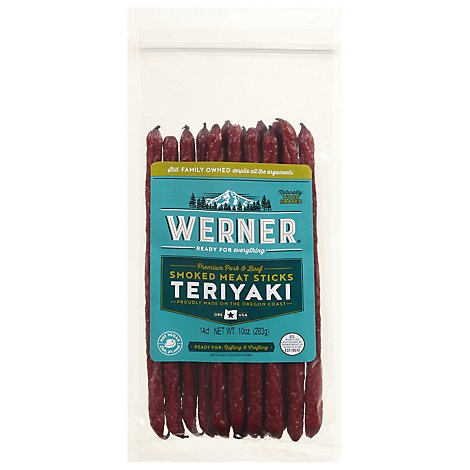 Old Trapper Hot And Spicy Beef Jerky - 3.25 Oz