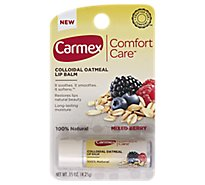 Carmex Lip Balm Mixed Berry - .15 Oz