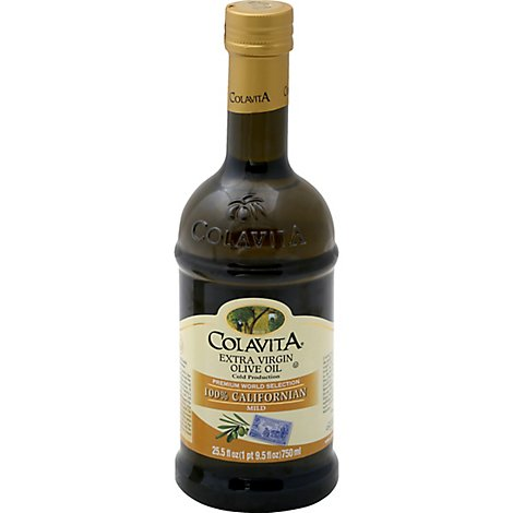Colavita Olive Oil Extra Virgin Californian Mild - 25.5 Fl. Oz.