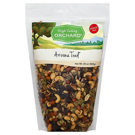 High Valley Orchard Trail Mix Arizona - 29 Oz