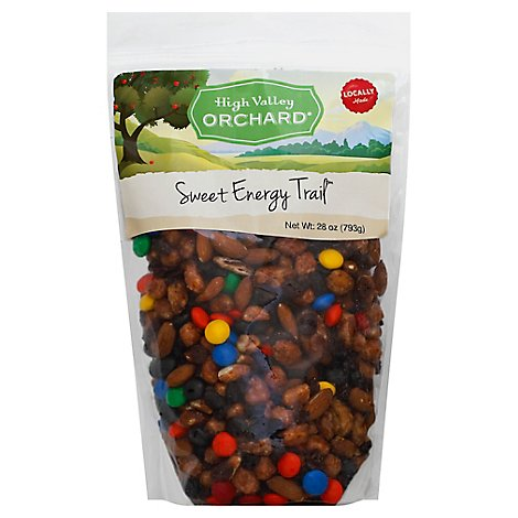 High Valley Orchard Trail Mix Sweet Energy - 28 Oz