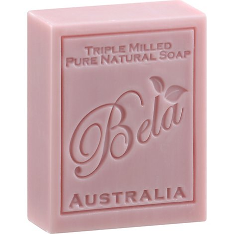 Bela Sweet Pea & Jasmine Pure Natural Soap Bars - 12-3.5 Oz