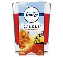 Febreze Scented Candle Hawaiian Aloha - 6.3 Oz