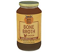 Zoup Good Really Good Bone Broth Chicken - 31 Fl. Oz.
