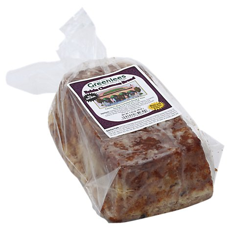 Greenlees Cinnamon Raisin Bread - Each