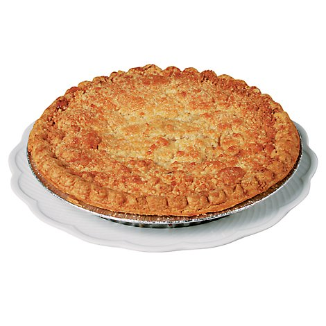 Fresh Baked Apple Dutch Pie 11 Inch - Each