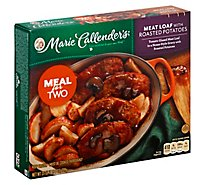 Marie Callenders Meal for Two Meat Loaf With Roasted Potatoes - 25 Oz