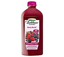 Bolthouse Farms 100% Fruit Juice Smoothie Berry Boost - 52 Fl. Oz.