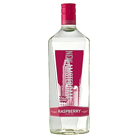 New Amsterdam Vodka Raspberry Flavored - 1.75 Liter