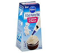 Pillsbury Pastry Bag Filled Cream Cheese - 16 Oz