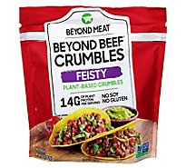 Beyond Me Meatless Beef Feisty Crumble - 10 Oz