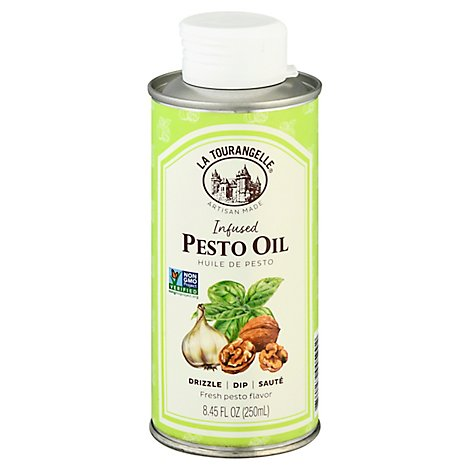 La Tourangelle Oil Pesto - 250 Ml