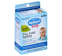 Hylands Baby Tiny Cold Tablets - 125 Count