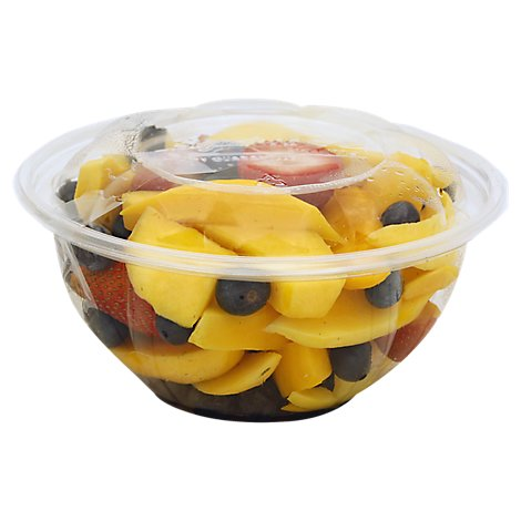 Strawberry Blueberry Mango Bowl