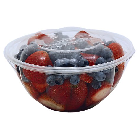Strawberry Blueberry Bowl