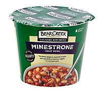 Bear Creek Soup Bowl Minestrone - 1.9 Oz