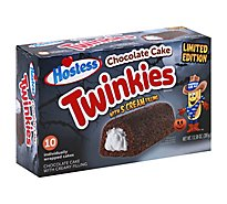 Hostess Halloween Chocolate Cake Twinkie - Each