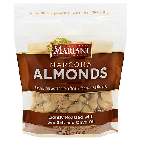 Mariani Marcona Almonds - 6 Oz
