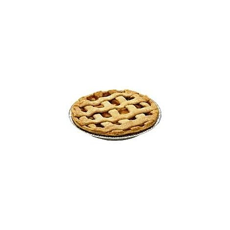 Bakery Pie 11 Inch Apple Lattice - Each
