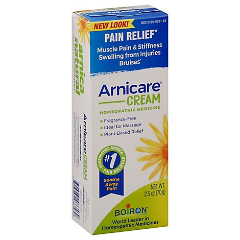 Arnicare Pain Relief Cream - 2.5 Oz