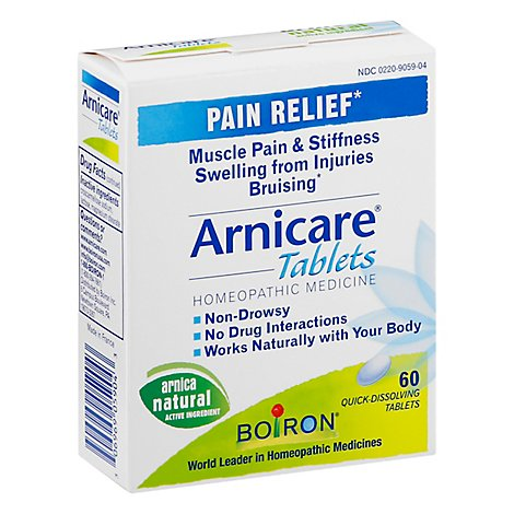 Boiron Arnicare - 60 Count