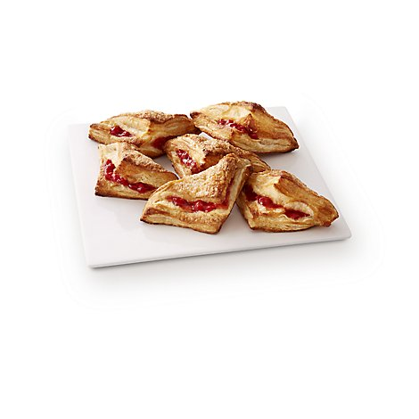 Bakery Turnover Cherry 6 Count - Each