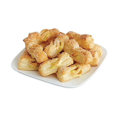 Bakery Strudel Lemon & Cheese Straws 12 Count - Each