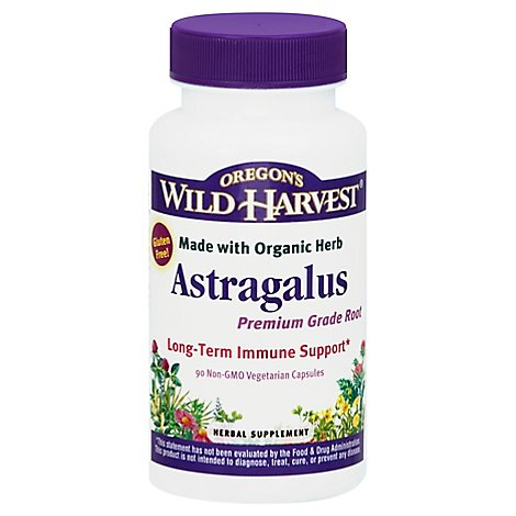 Oregons W Astragalus Org - 90 Count