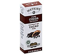 Jr Watkins Cocoa Extract Pure - 2 Fl. Oz.