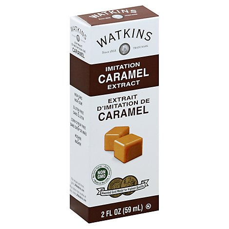 Jr Watkins Extract Imitation Caramel - 2 Fl. Oz.