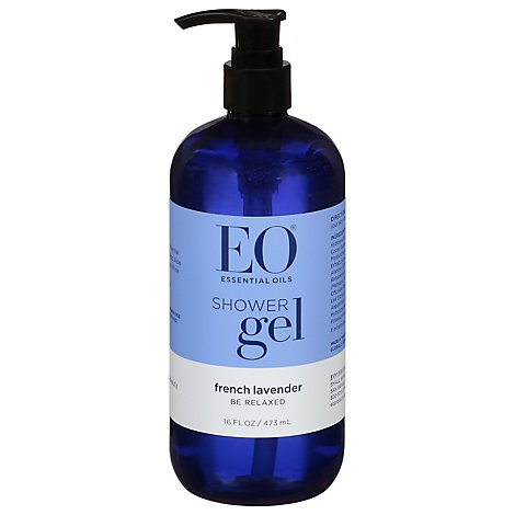 Eo Shower Gel French Lavender - 16 Fl. Oz.