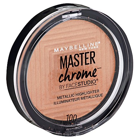 Maybe Face Studio Chrome Molten Gold - Each