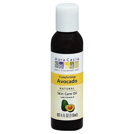 Aura Caci Oil Skincare Avocado - 4 Oz