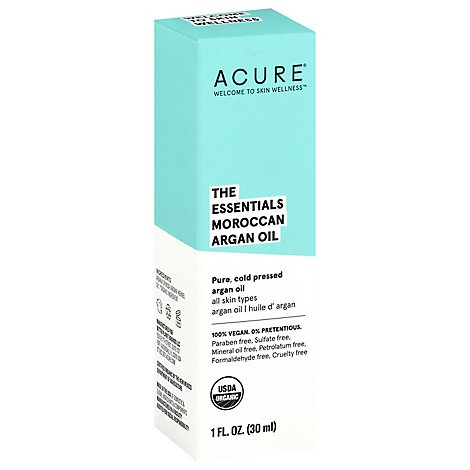 Acure Oil Argan - 1 Fl. Oz.