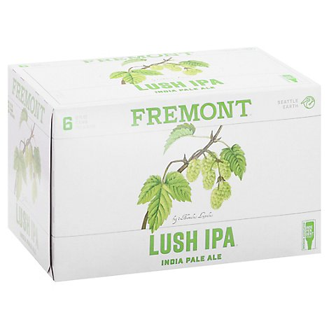 Fremont Brewing Lush Ipa In Cans - 6-12 Fl. Oz.