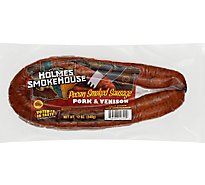 Holmes Pork And Venison Sausage - 12 Oz