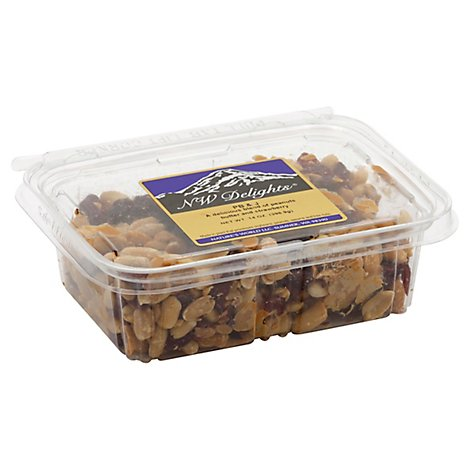 Natures World Delights Pb&J Trail Mix - 14 Oz