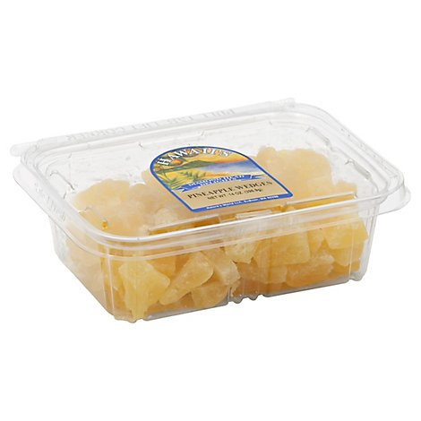 Hawaiis Diamond Head Pineapple - 14 Oz