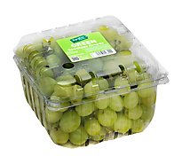 Signature Farms Green Seedless Grapes - 3 Lb