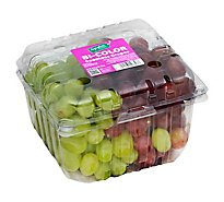 Signature Farms Grapes Bi Color Seedless - 3 Lb