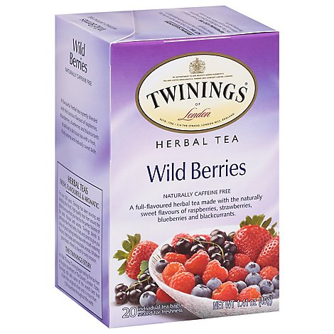 Twining Wild Berries - 20 Count