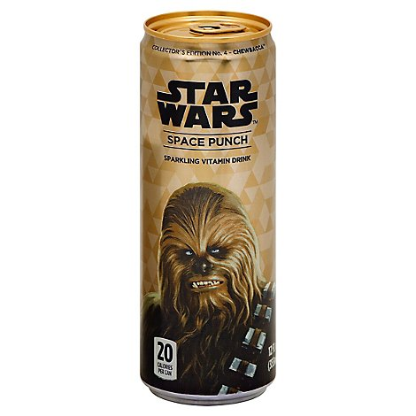 Drink Department One Vitamin Drink Sparkling Star Wars Space Punch - 12 Oz