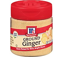 McCormick Ground Ginger - 0.7 Oz