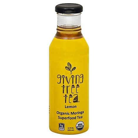 Giving Tree Lemon Tea - 12 Fl. Oz.