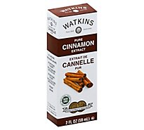 Watkins Extract Pure Cinnamon - 2 Fl. Oz.