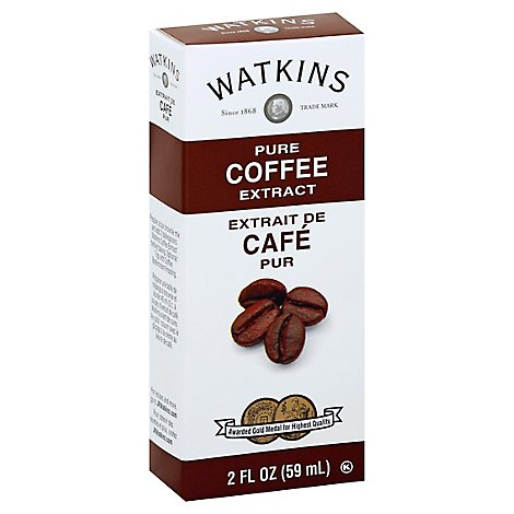Watkins Extract Pure Coffee - 2 Fl. Oz.