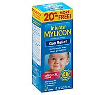 Mylicon Gas Rlf Bonus Pk - 1.2 Fl. Oz.