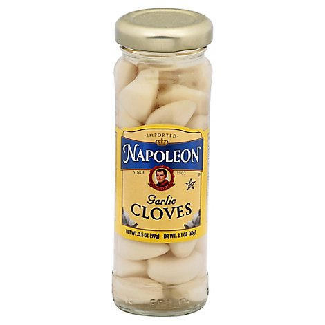Napoleon Garlic Cloves - 3.5 Oz